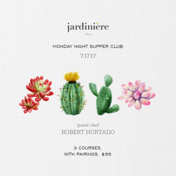 Robert Hurtado Monday Menu for Web